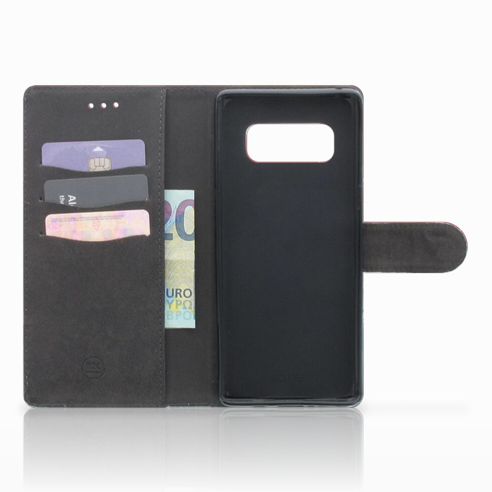 Samsung Galaxy Note 8 Bookstyle Case Nederland