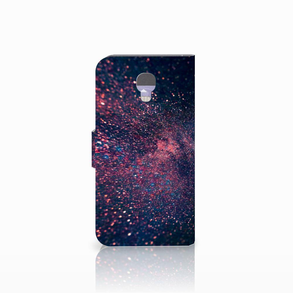 LG X Screen Bookcase Stars