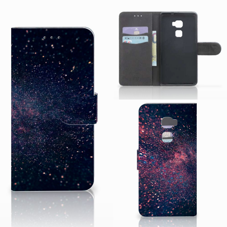 Huawei Mate S Bookcase Stars