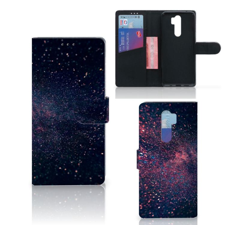 Xiaomi Note 8 Pro Bookcase Stars