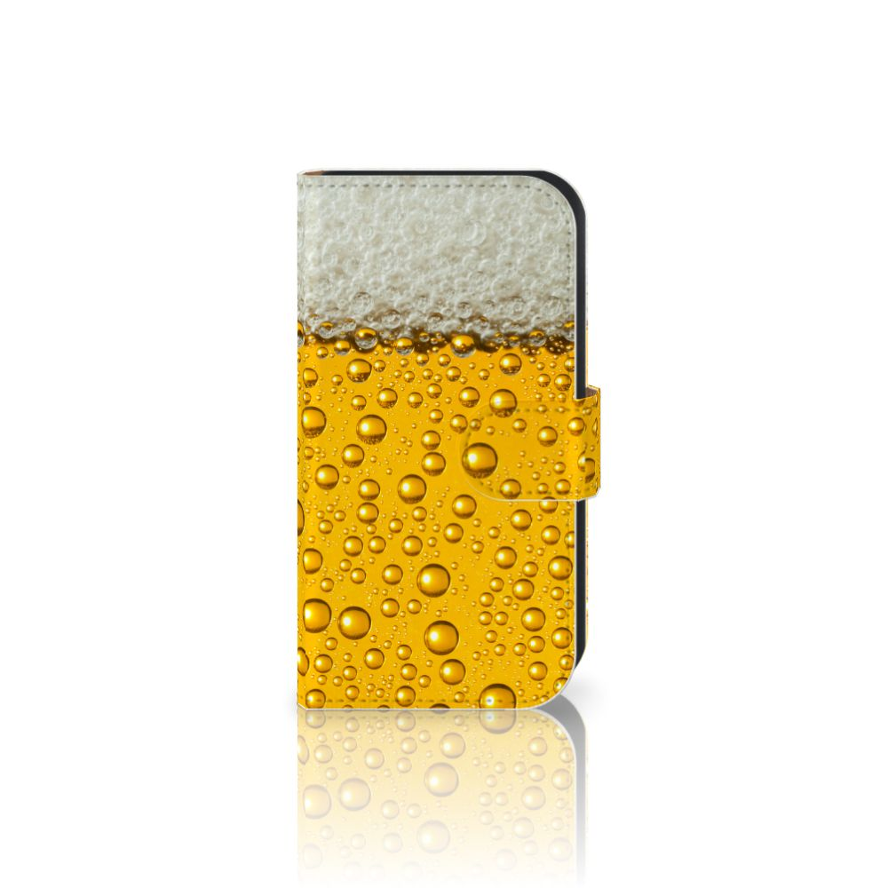 Samsung Galaxy Ace 4 4G (G357-FZ) Uniek Boekhoesje Bier