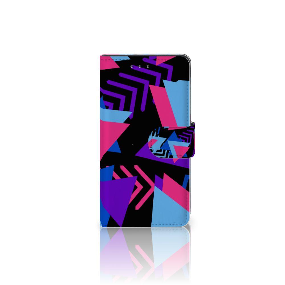 Motorola Moto G 3e Generatie Boekhoesje Design Funky Triangle