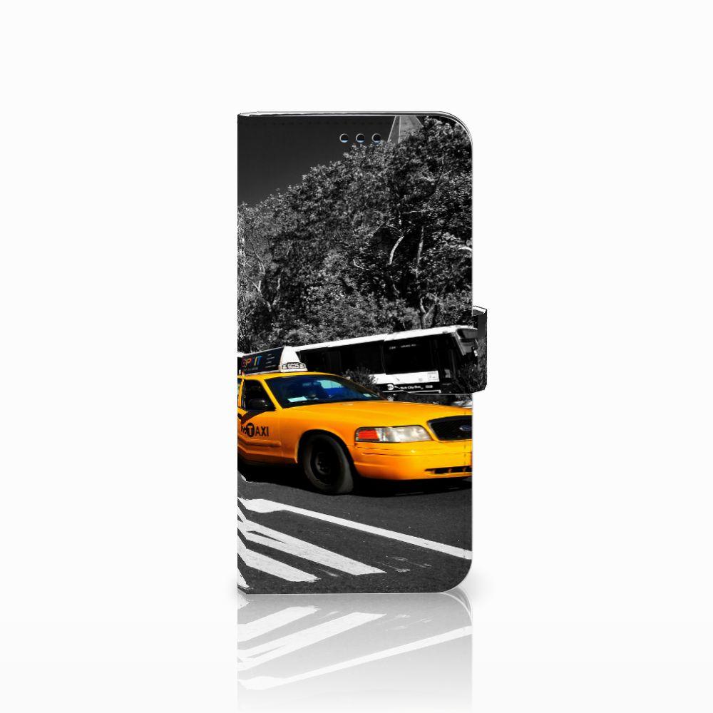 Samsung Galaxy S9 Plus Boekhoesje Design New York Taxi