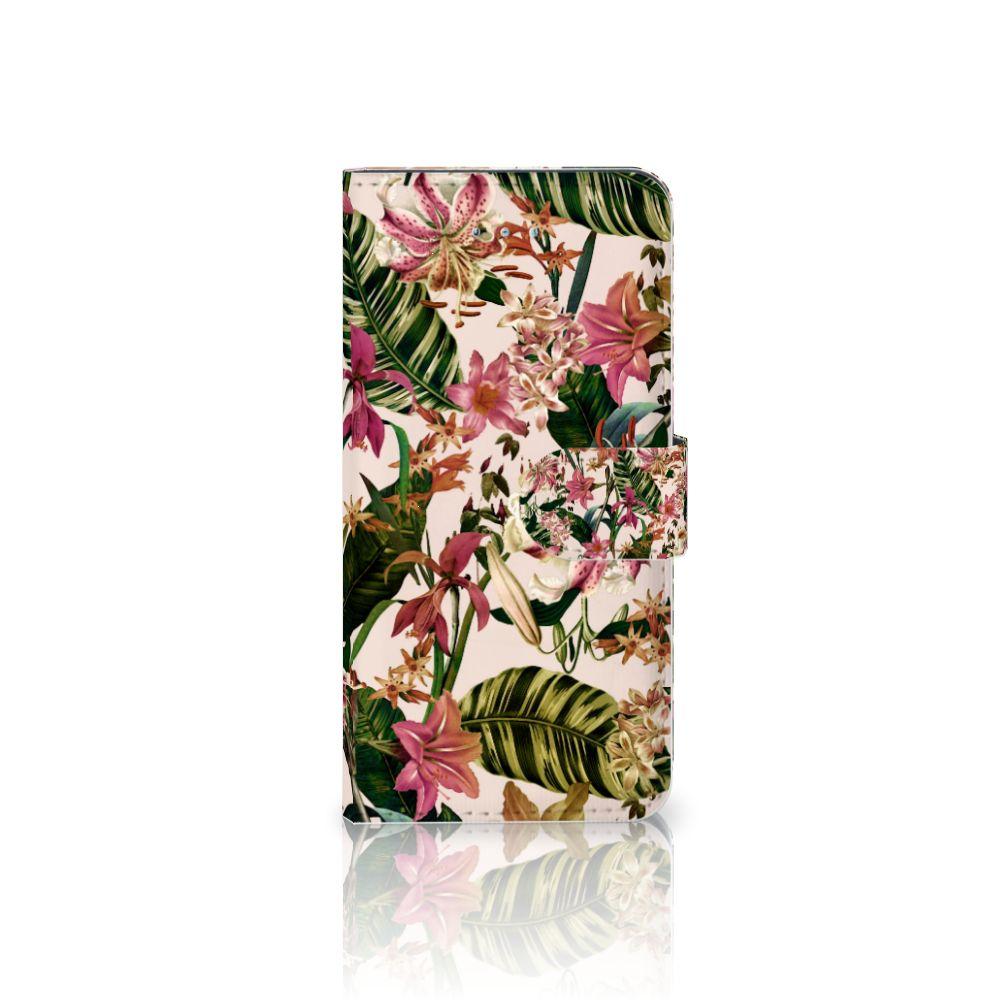 Honor 4A | Y6 Uniek Boekhoesje Flowers