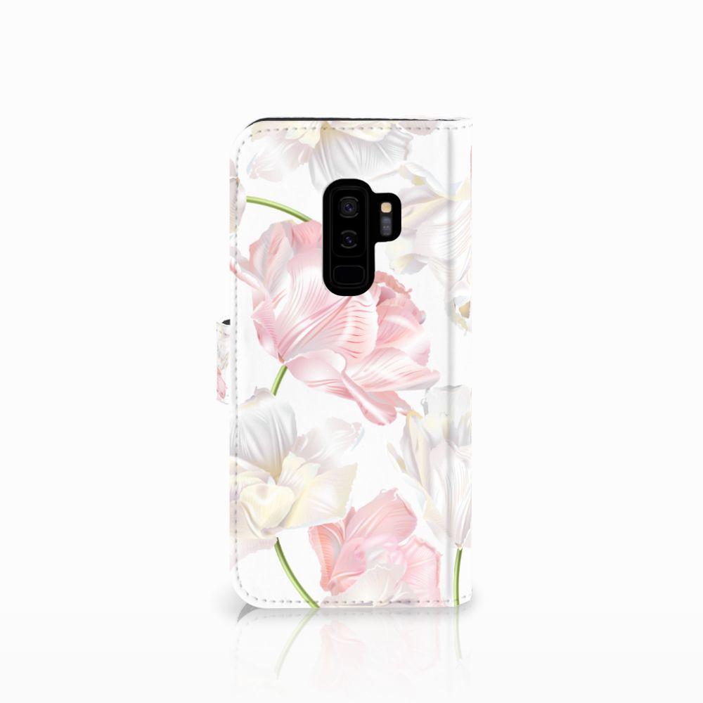 Samsung Galaxy S9 Plus Hoesje Lovely Flowers