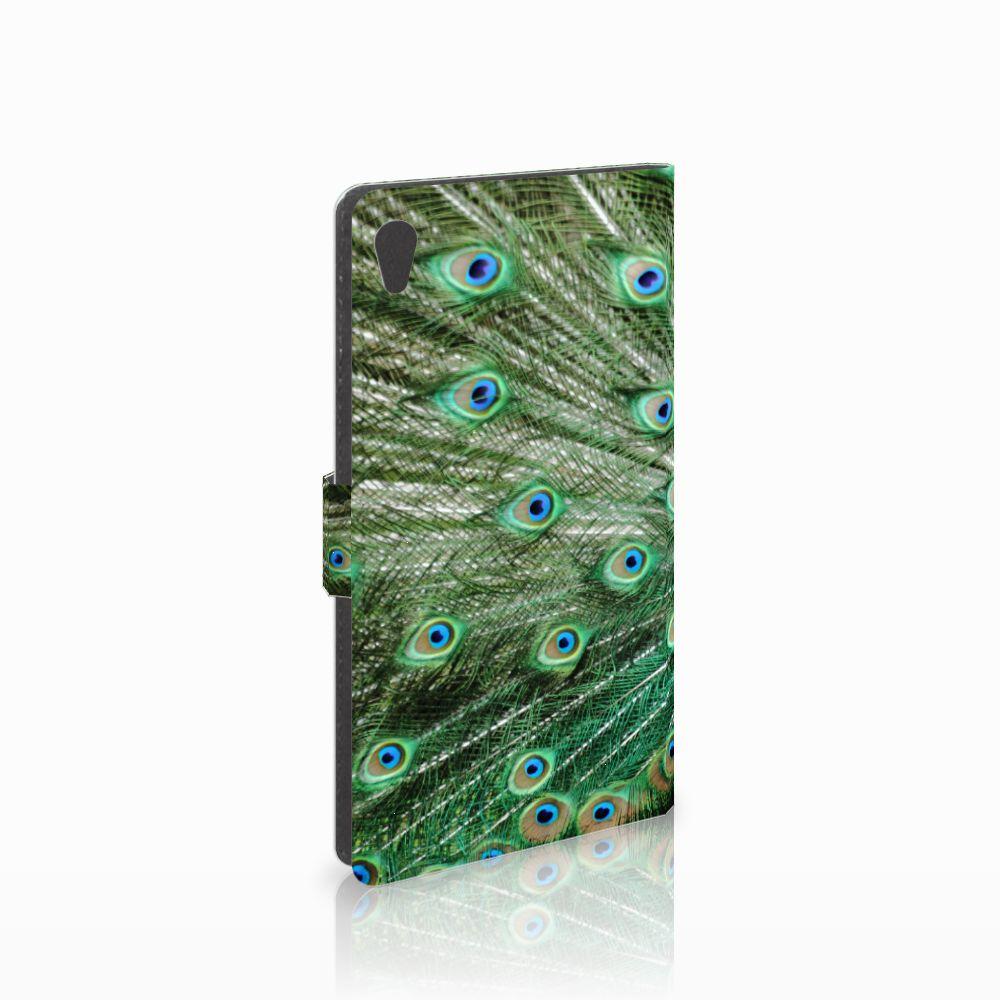 Sony Xperia XA Ultra Boekhoesje Design Pauw