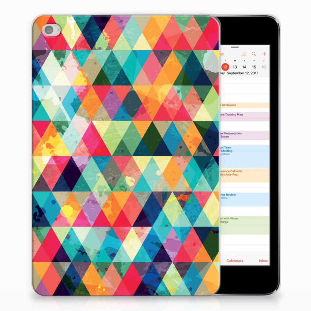 Apple iPad Mini 4 | Mini 5 (2019) Hippe Hoes Geruit