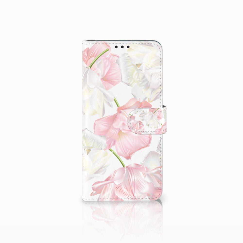 Huawei P Smart Plus Boekhoesje Design Lovely Flowers