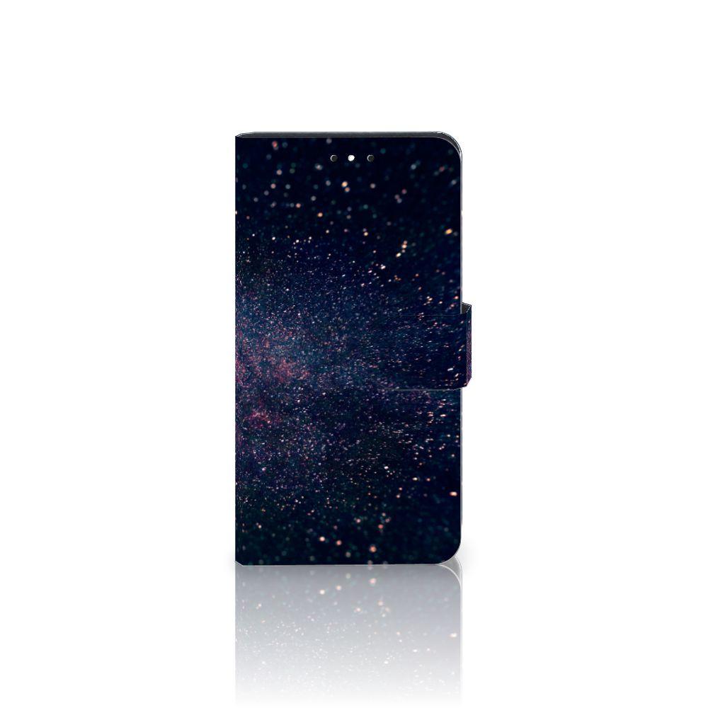 Motorola Moto G5S Plus Boekhoesje Design Stars