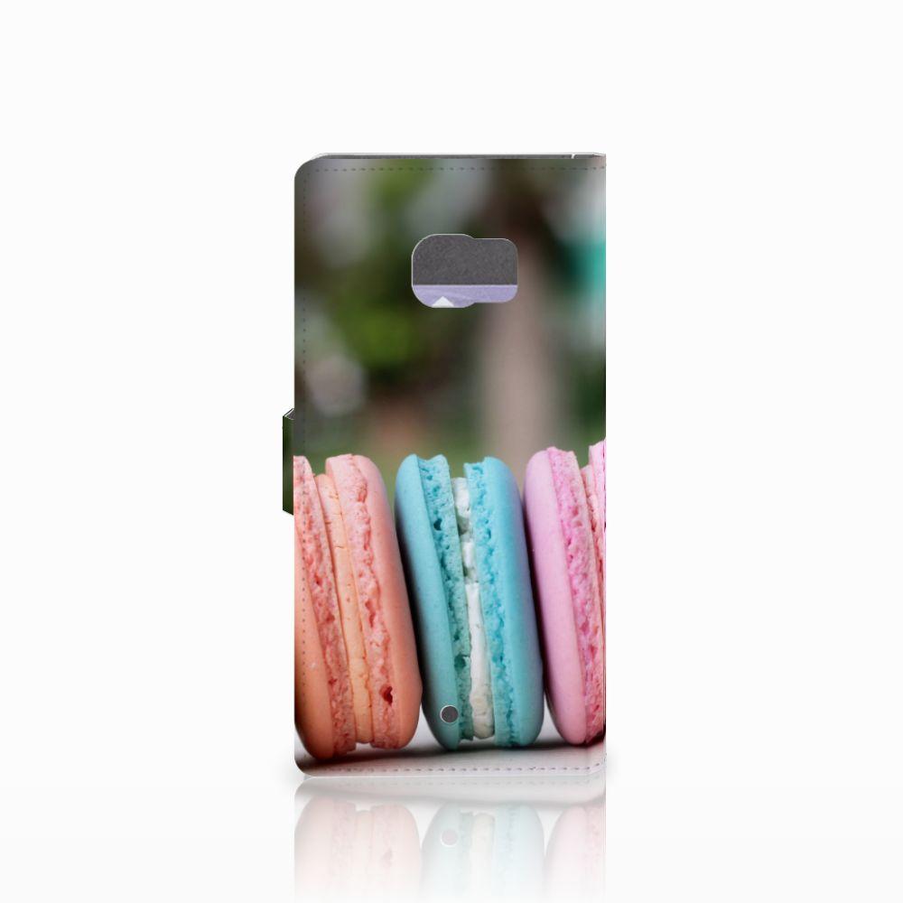 HTC U Ultra Book Cover Macarons
