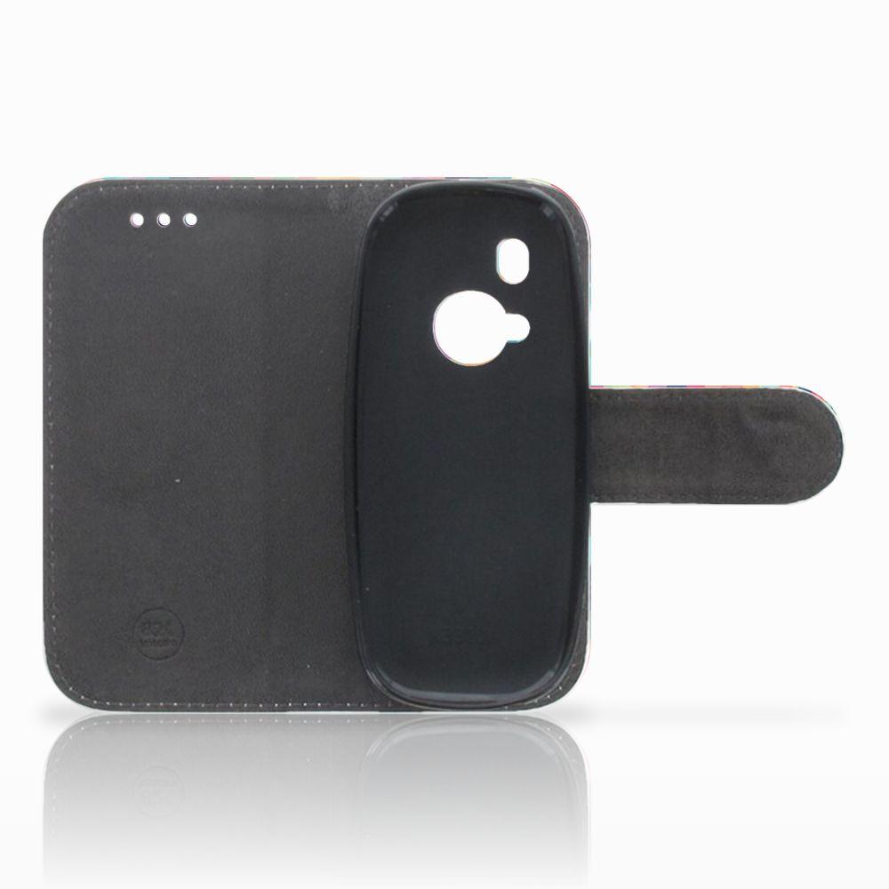 Nokia 3310 (2017) Telefoon Hoesje Geruit