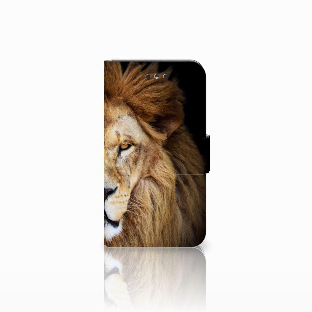 Nokia 1 Boekhoesje Design Leeuw