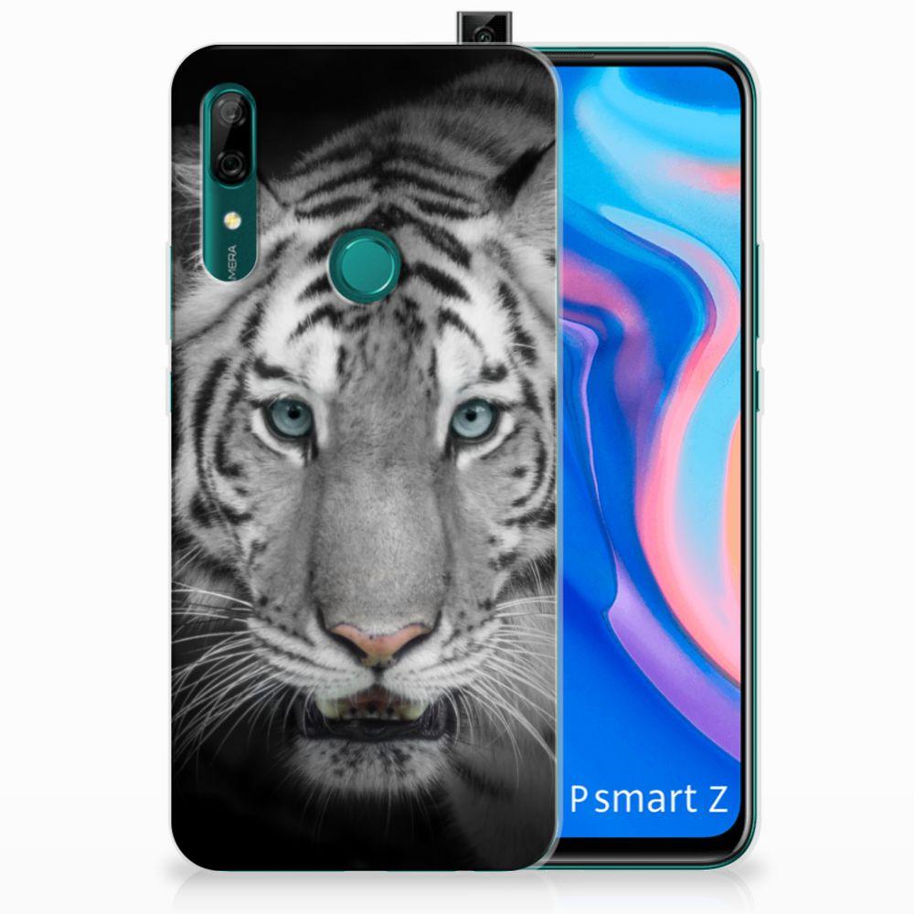 Huawei P Smart Z TPU Hoesje Tijger