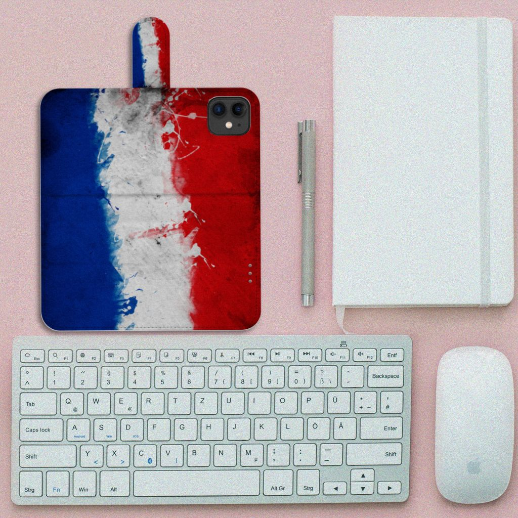 Apple iPhone 11 Bookstyle Case Nederland
