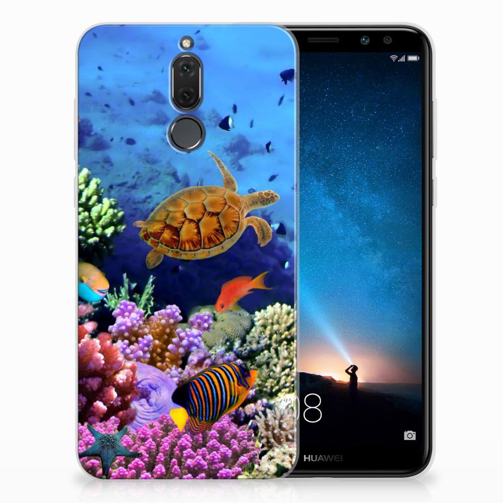 Huawei Mate 10 Lite TPU Hoesje Design Vissen
