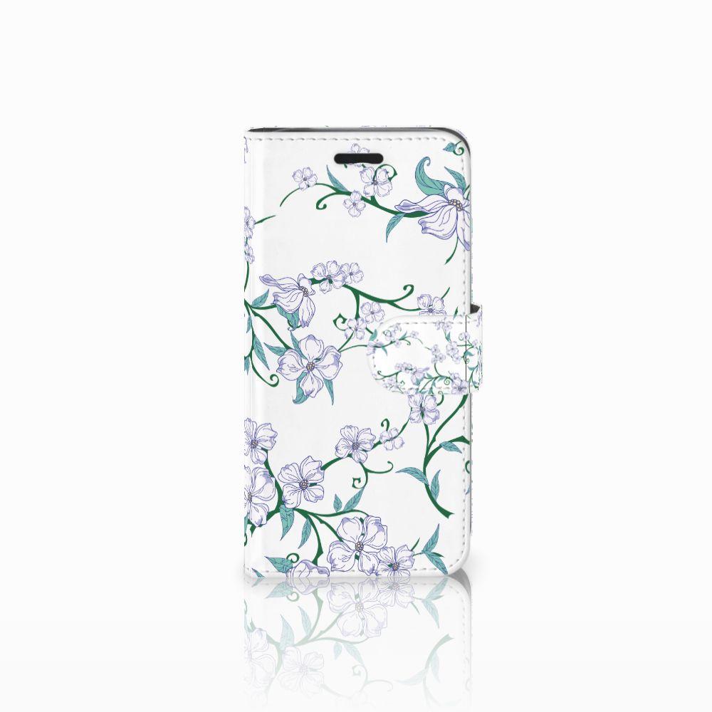 Acer Liquid Z530 | Z530s Uniek Boekhoesje Blossom White