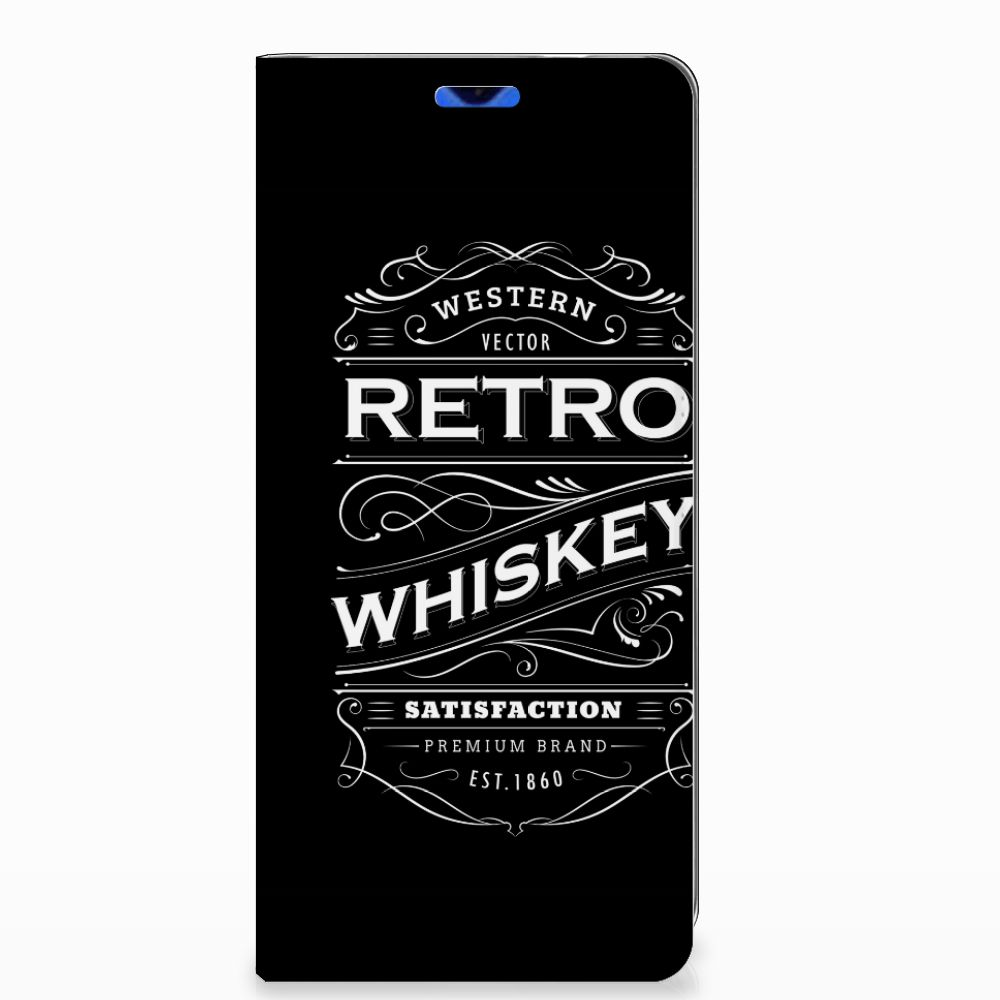 Huawei P30 Pro Flip Style Cover Whiskey