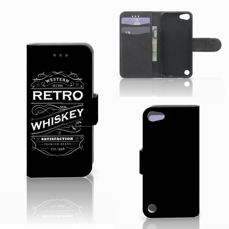 Apple iPod Touch 5 | 6 | iPod (2019) Book Cover Whiskey