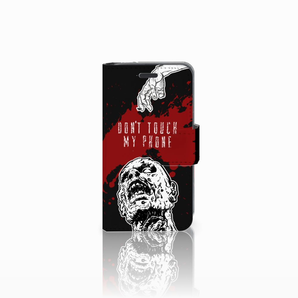 Nokia Lumia 520 Boekhoesje Design Zombie Blood