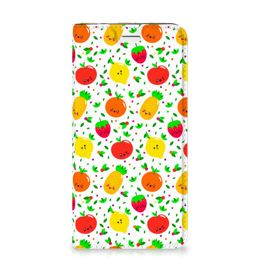 Huawei Y5 2 | Y6 Compact Flip Style Cover Fruits