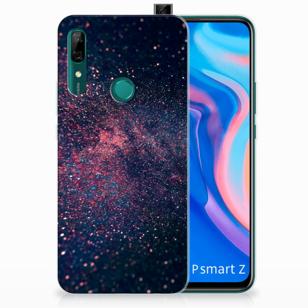 Huawei P Smart Z TPU Hoesje Stars