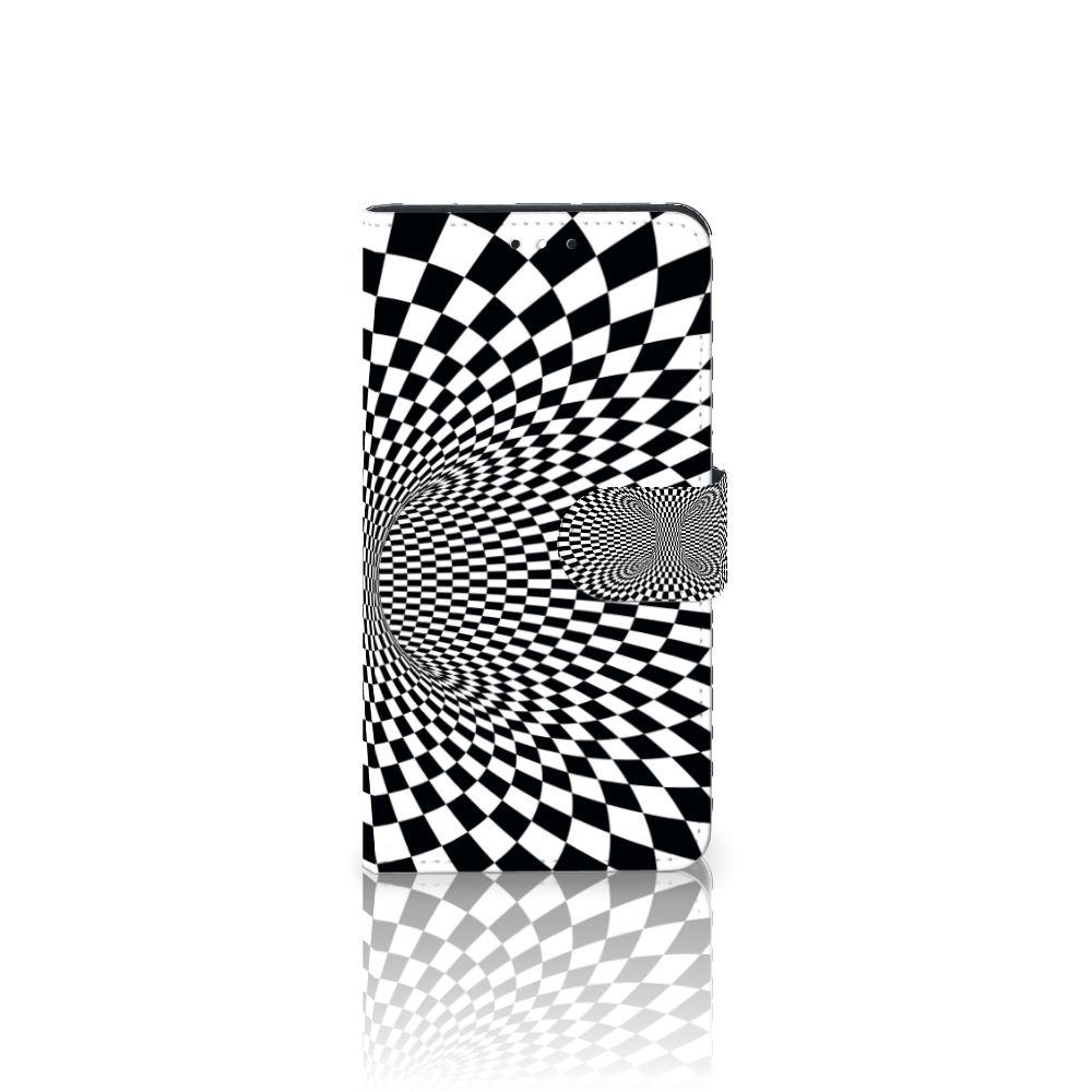 Motorola Moto G5S Plus Bookcase Illusie
