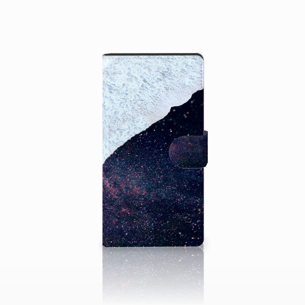 Sony Xperia C4 Bookcase Sea in Space