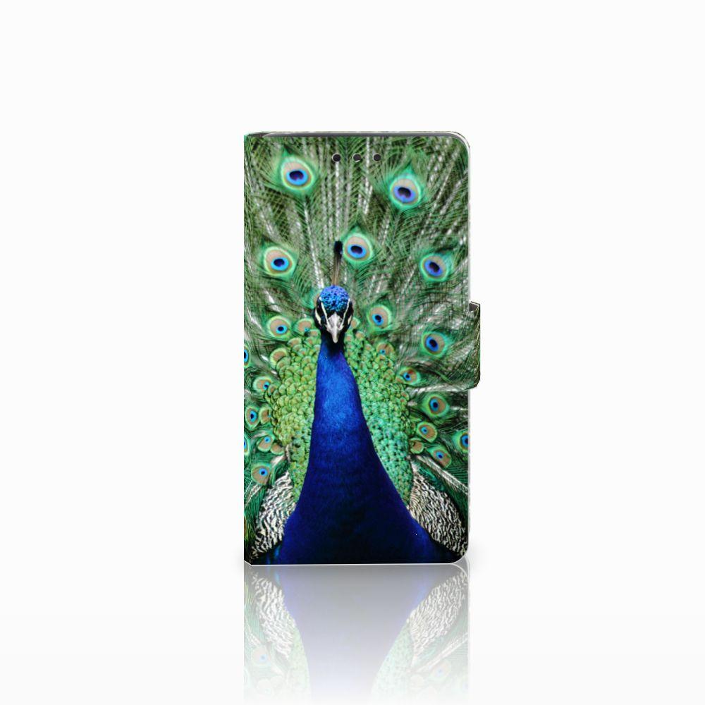 LG Bello 2 Boekhoesje Design Pauw