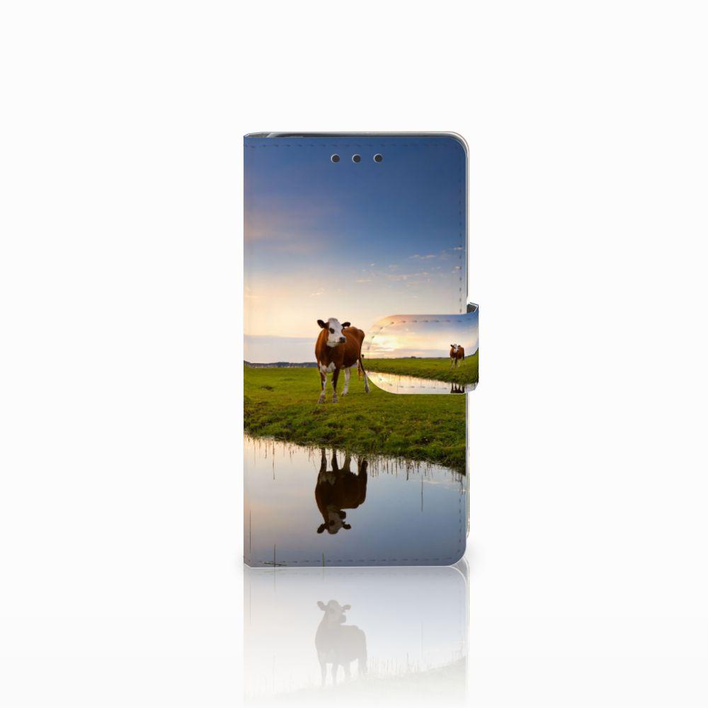 Sony Xperia X Boekhoesje Design Koe