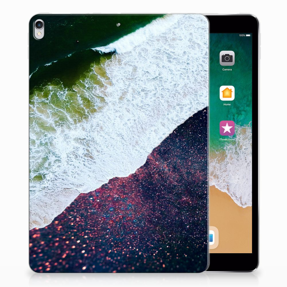 Apple iPad Pro 10.5 Back Cover Sea in Space
