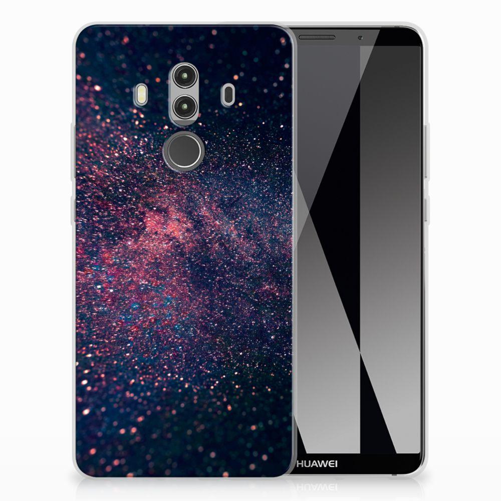 Huawei Mate 10 Pro TPU Hoesje Stars
