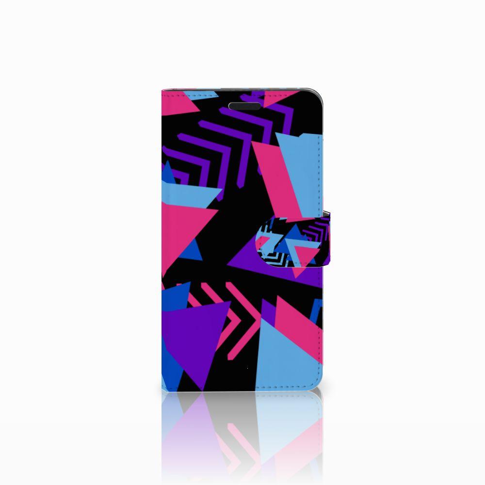 Sony Xperia T3 Bookcase Funky Triangle