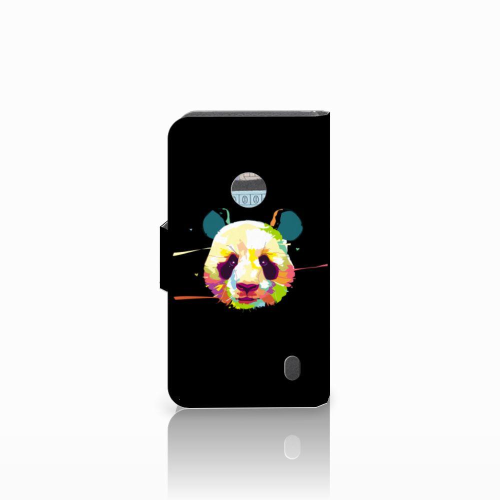 Nokia Lumia 520 Leuke Hoesje Panda Color