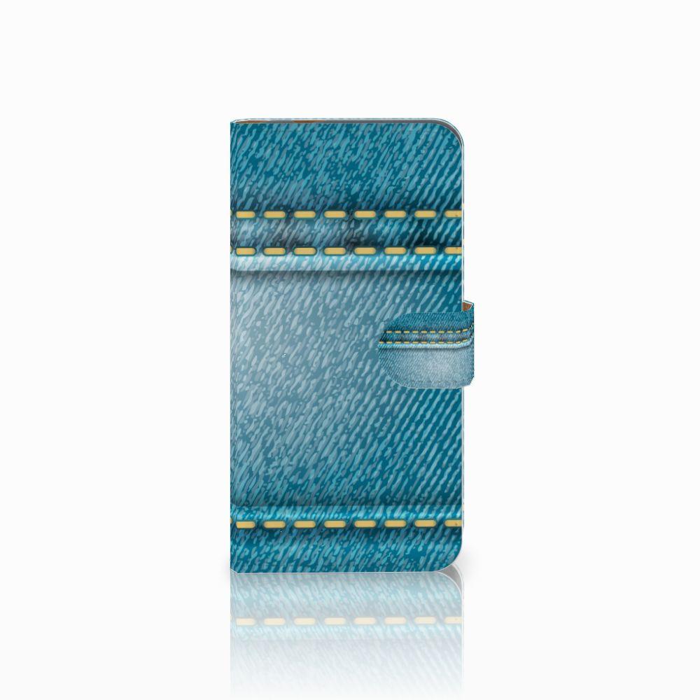 Huawei Nova Plus Boekhoesje Design Jeans