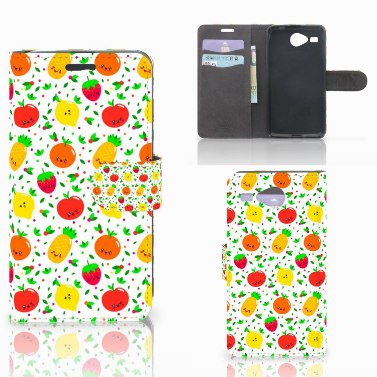 Acer Liquid Z520 Book Cover Fruits