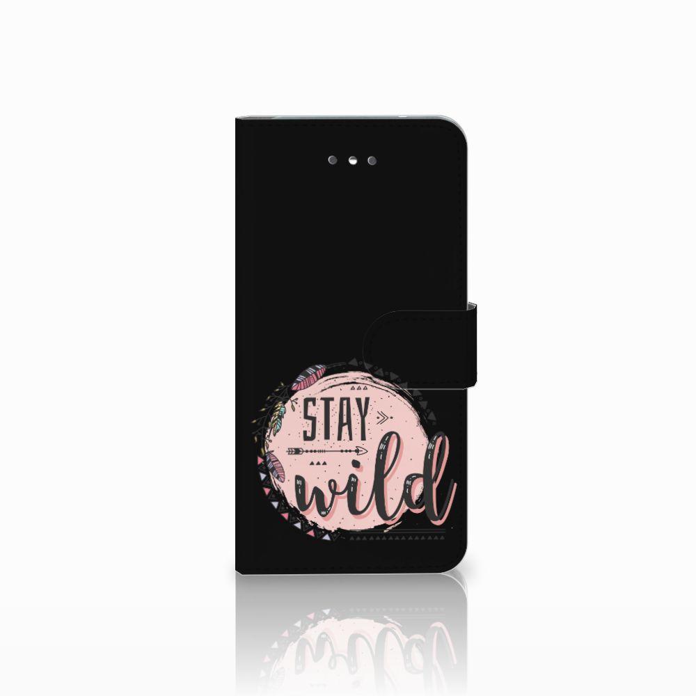 LG Nexus 5X Uniek Boekhoesje Boho Stay Wild