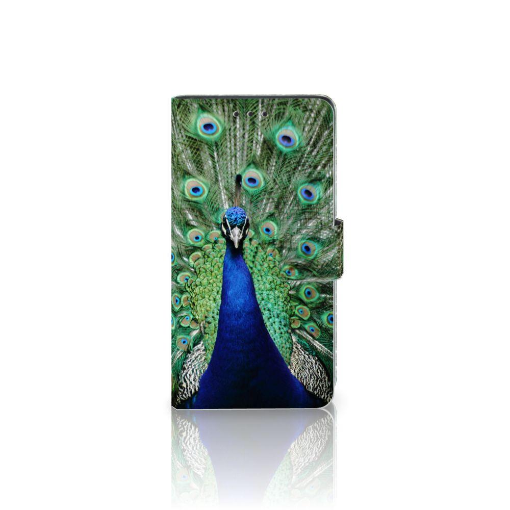 Sony Xperia Z3 Boekhoesje Design Pauw