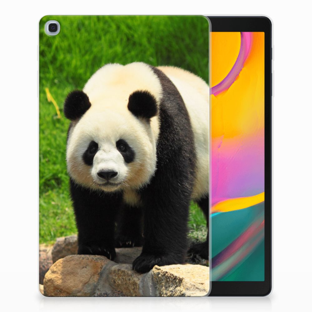 Samsung Galaxy Tab A 10.1 (2019) Back Case Panda
