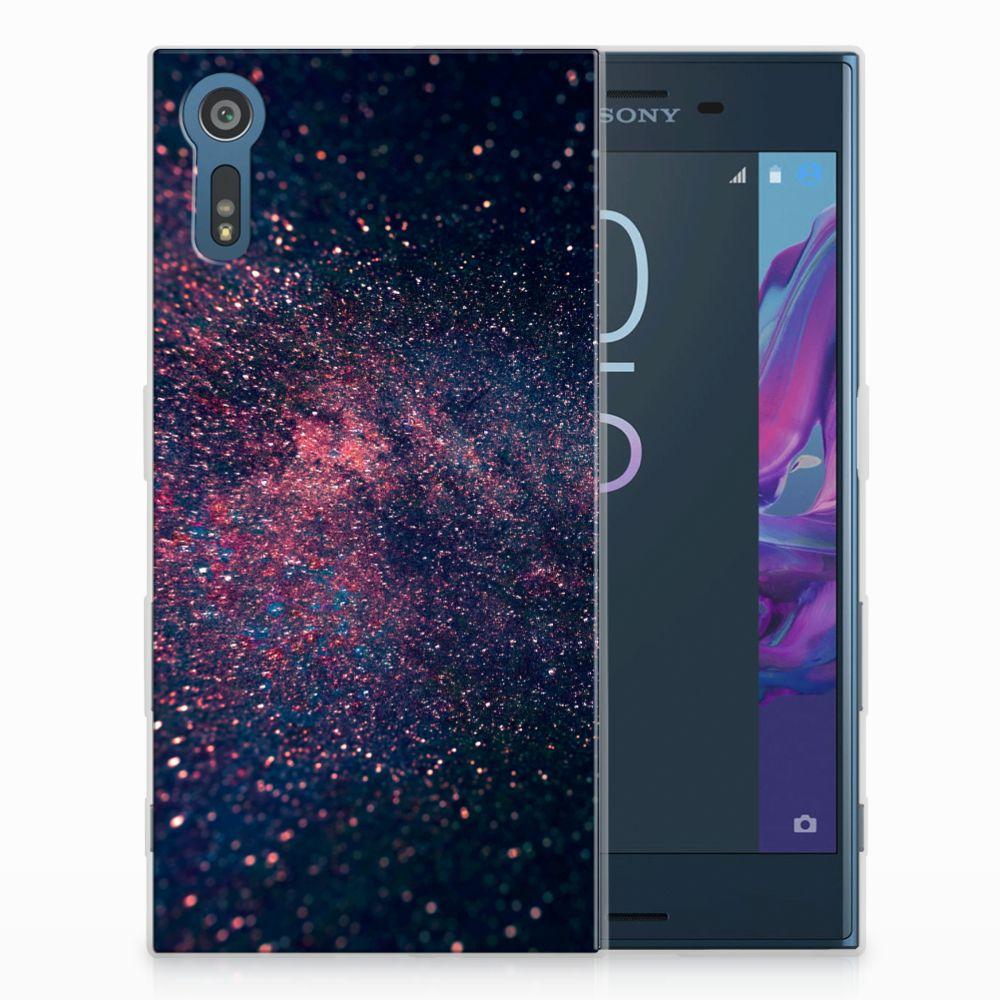 Sony Xperia XZs | XZ TPU Hoesje Stars