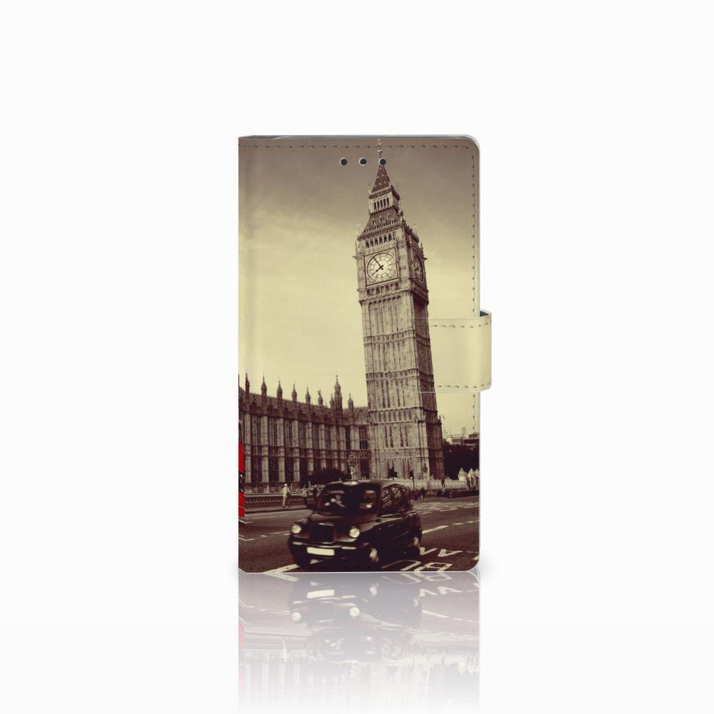 Samsung Galaxy Note 3 Boekhoesje Design Londen