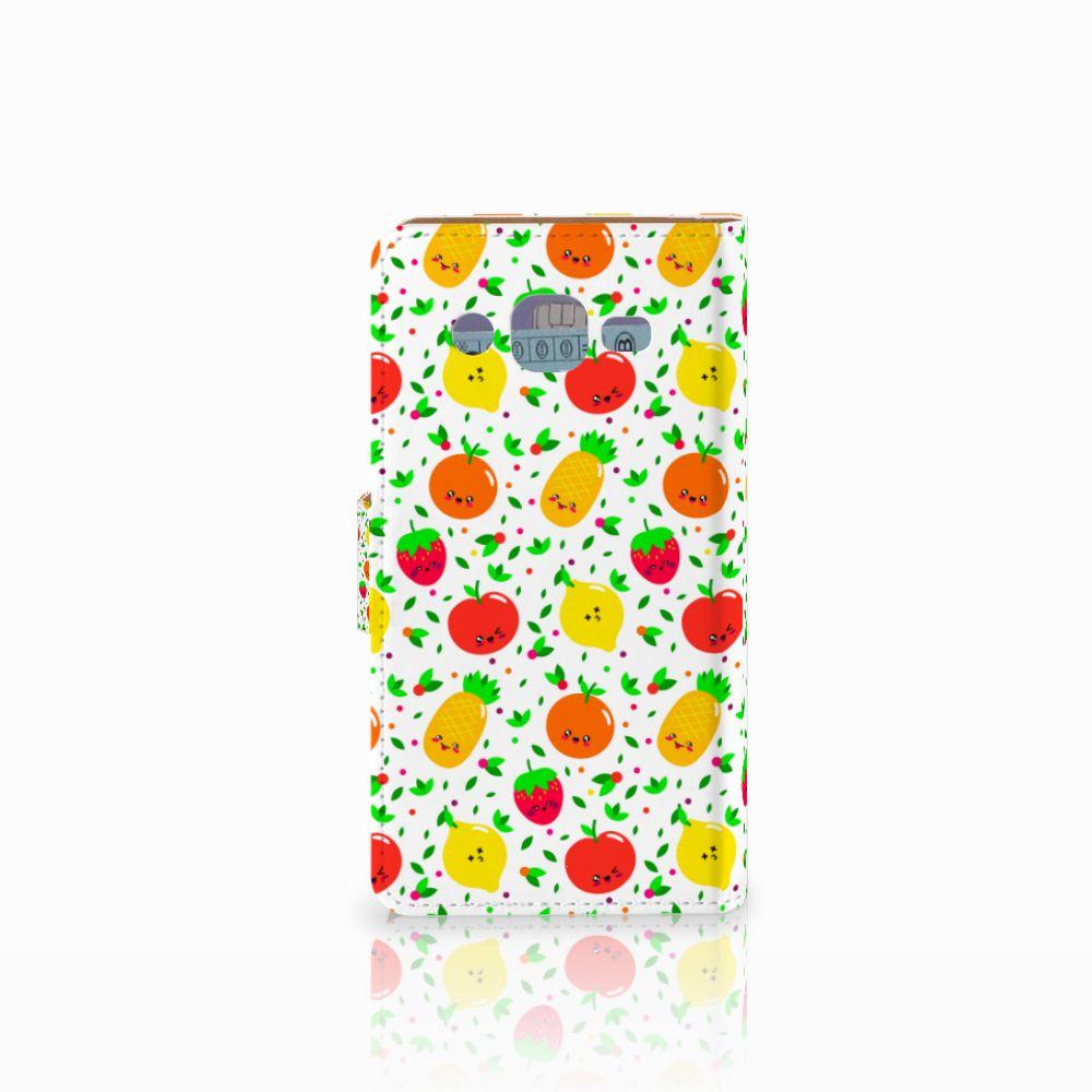 Samsung Galaxy J2 (2015) Book Cover Fruits
