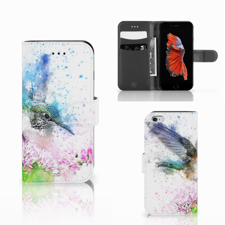 Hoesje Apple iPhone 6 | 6s Vogel