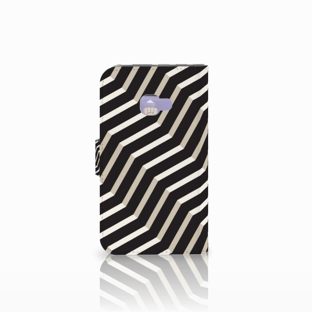 Samsung Galaxy Xcover 4   Xcover 4s Bookcase Illusion