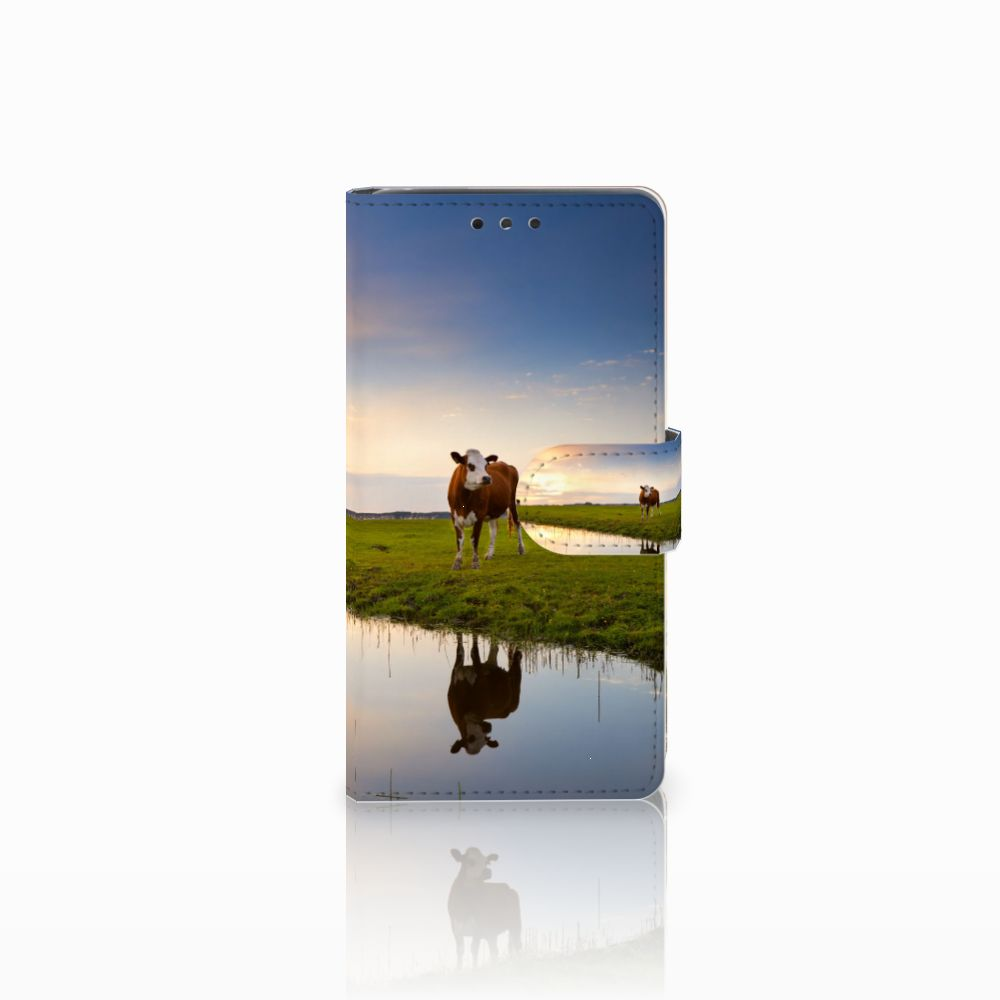 LG Bello 2 Boekhoesje Design Koe