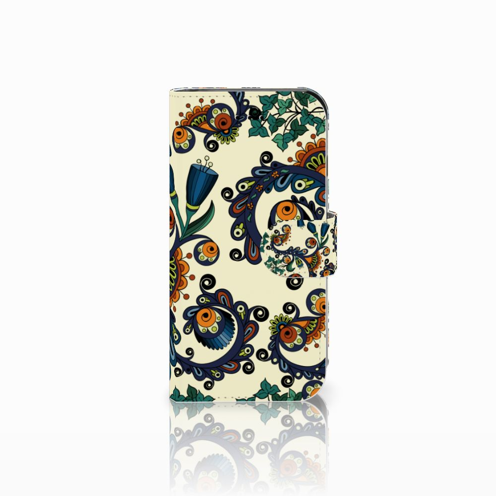 Wallet Case Apple iPhone 6 | 6s Barok Flower