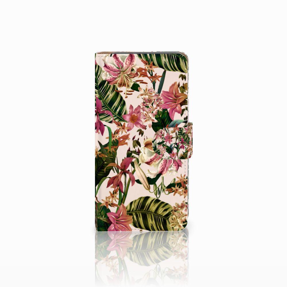 Google Pixel Uniek Boekhoesje Flowers