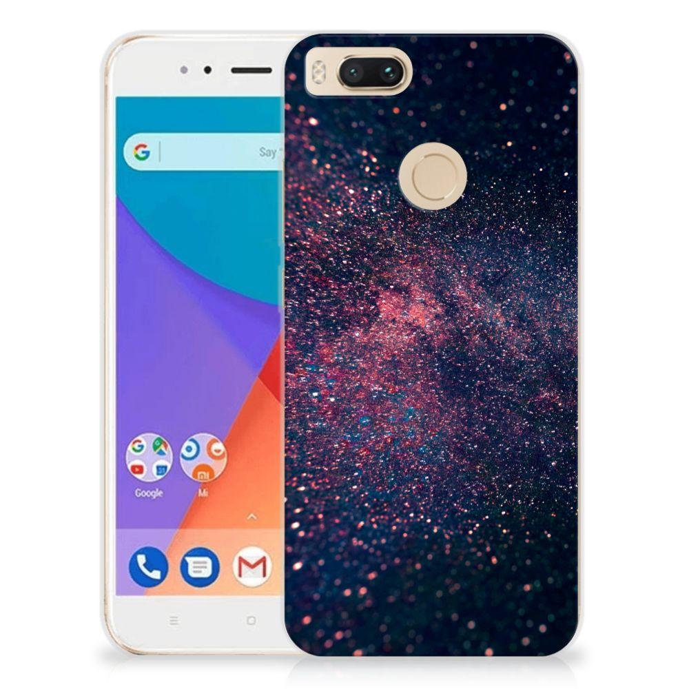Xiaomi Mi A1 TPU Hoesje Stars
