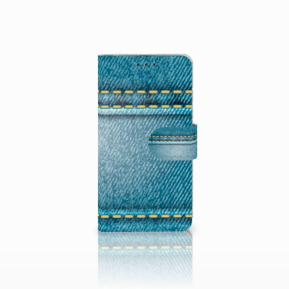 Microsoft Lumia 640 Boekhoesje Design Jeans