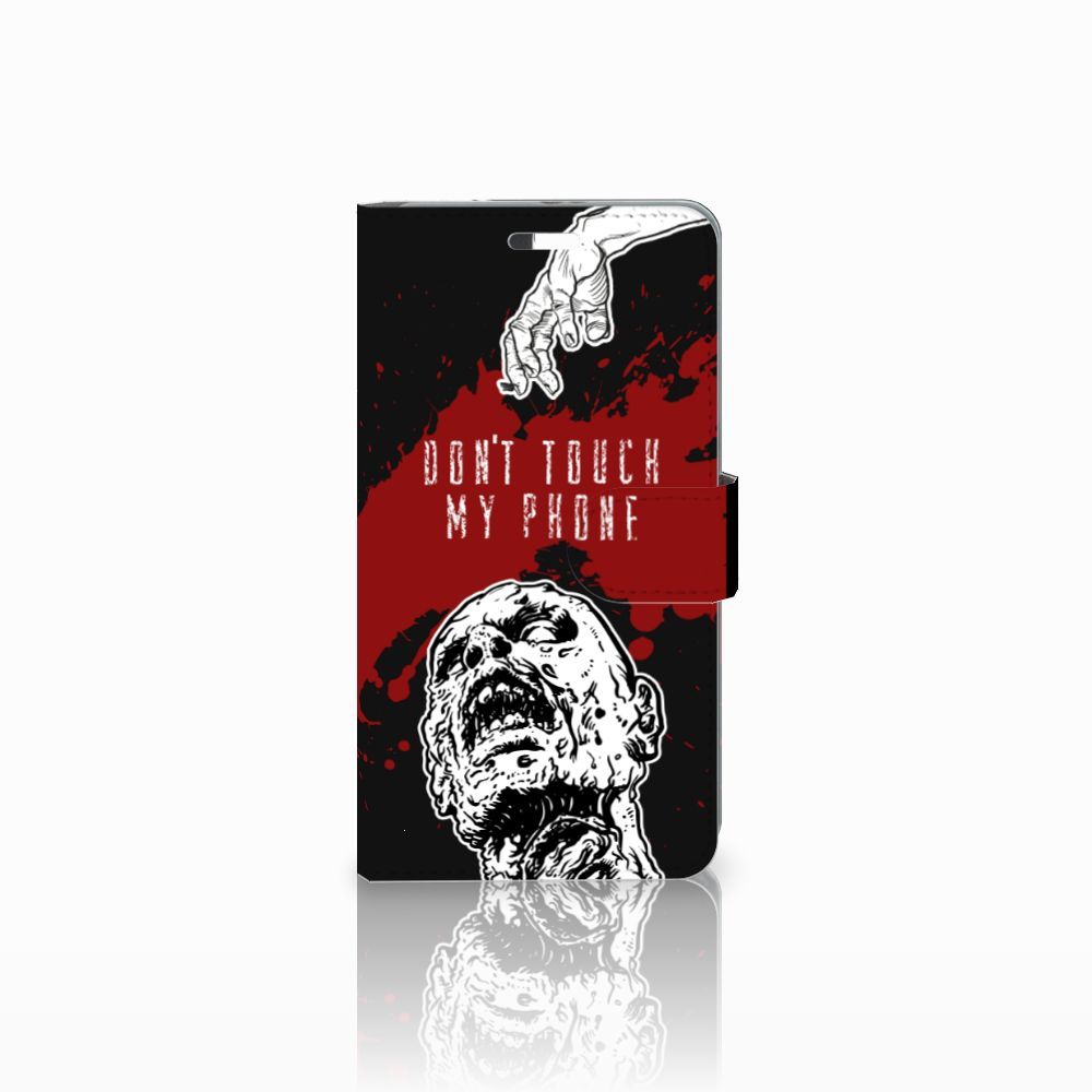 Huawei P9 Plus Boekhoesje Design Zombie Blood