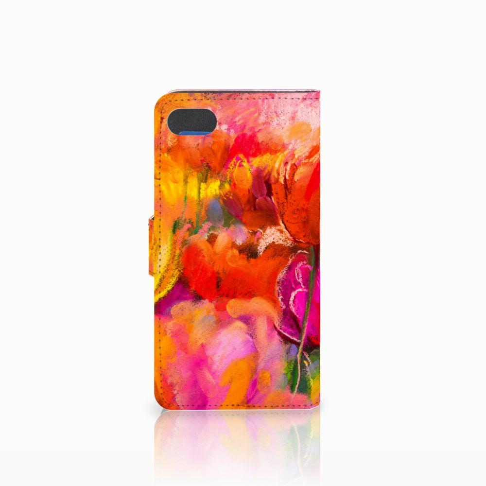 Hoesje Huawei Y5 2018 Tulips